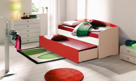 Детская кровать выдвижная