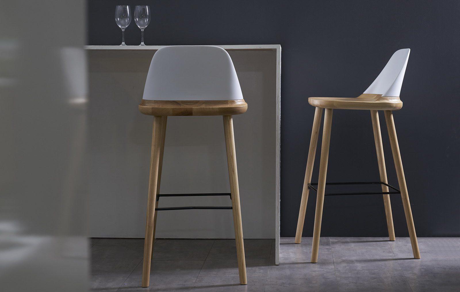 Барные стулья ESF BS-S123A