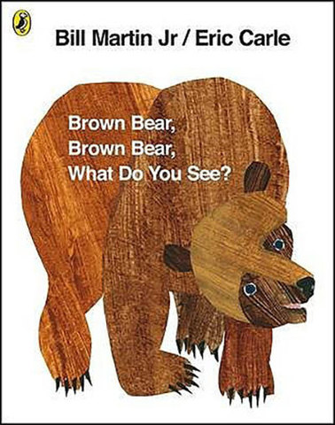 9780141501598 - Brown Bear, Brown Bear, What Do You See?