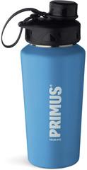 Фляга питьевая нержавейка Primus TrailBottle 0.6L S.S. Blue