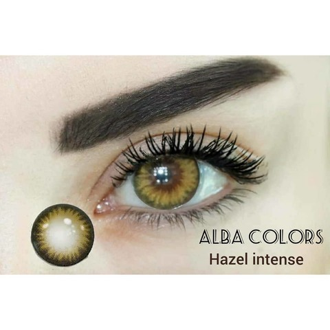 Alba Colors™ HAZEL INTENSE