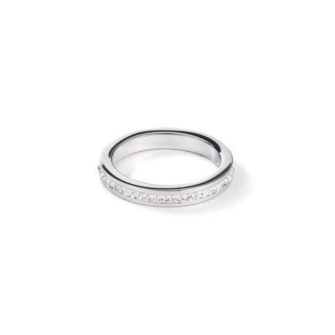 Кольцо Crystal-Silver 0129/40-1817 52