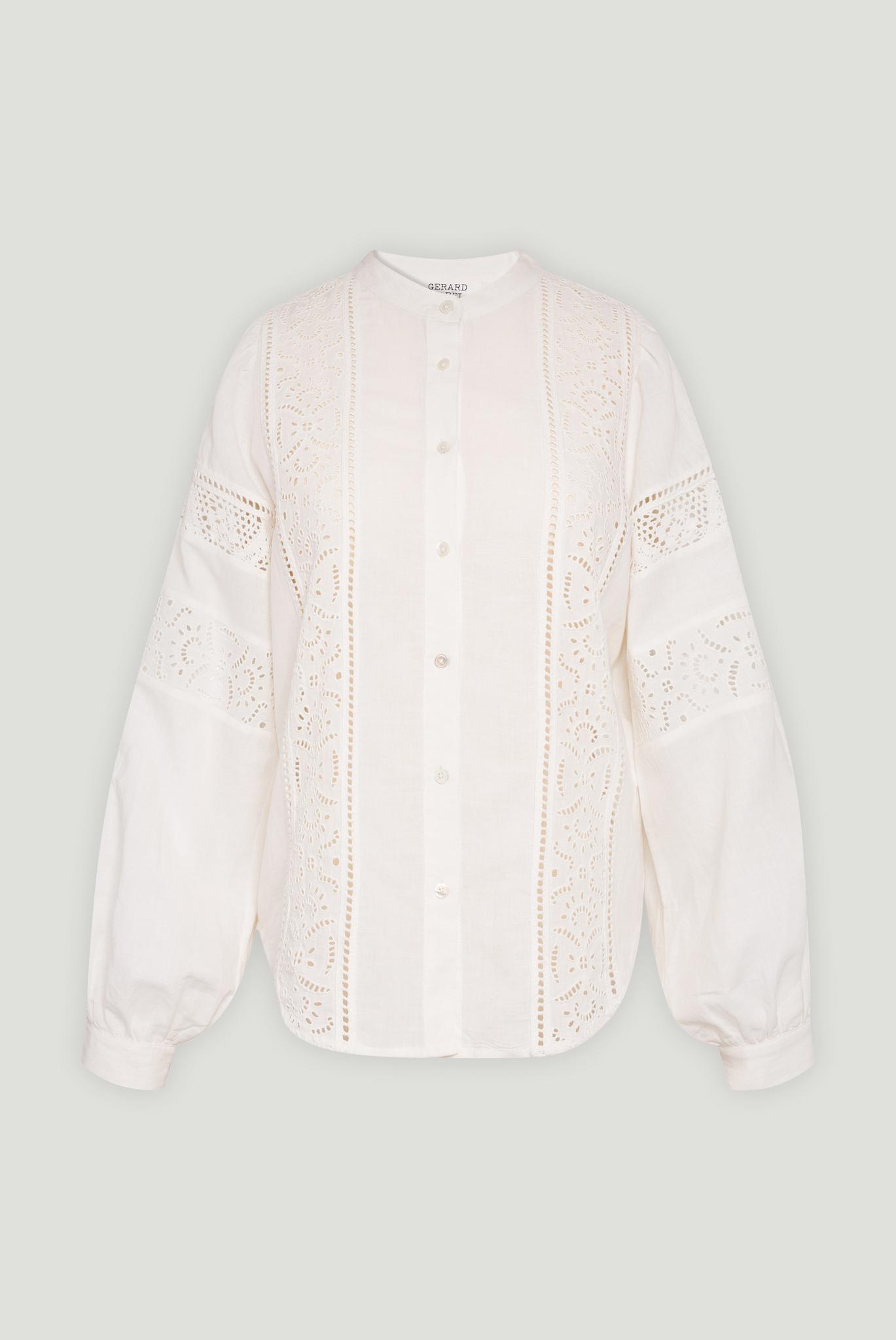 NELLORE - Блуза с венгерской вышивкой