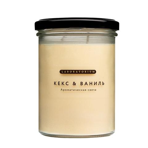 Ароматическая свеча (Кекс и ваниль), 380 мл.