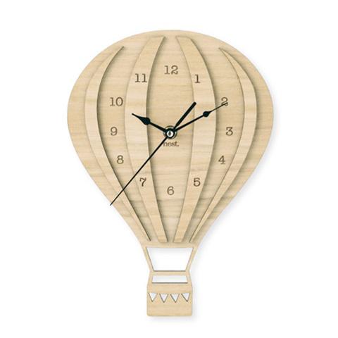 детские часы воздушный шар