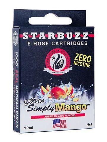 Картриджи Starbuzz - Simply Mango