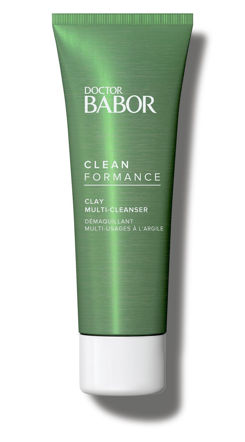 Очищающее средство на основе глины  Doctor Babor Clean Formance Clay Multi-Cleanser 50 мл