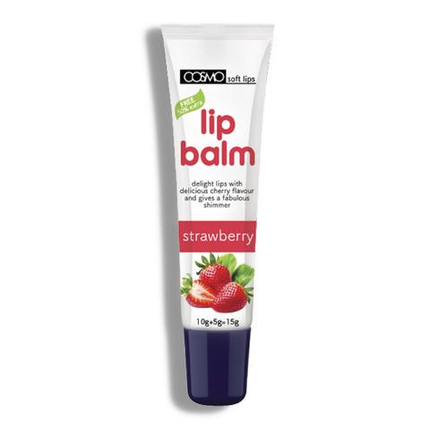 Lip balm strawberry 15g