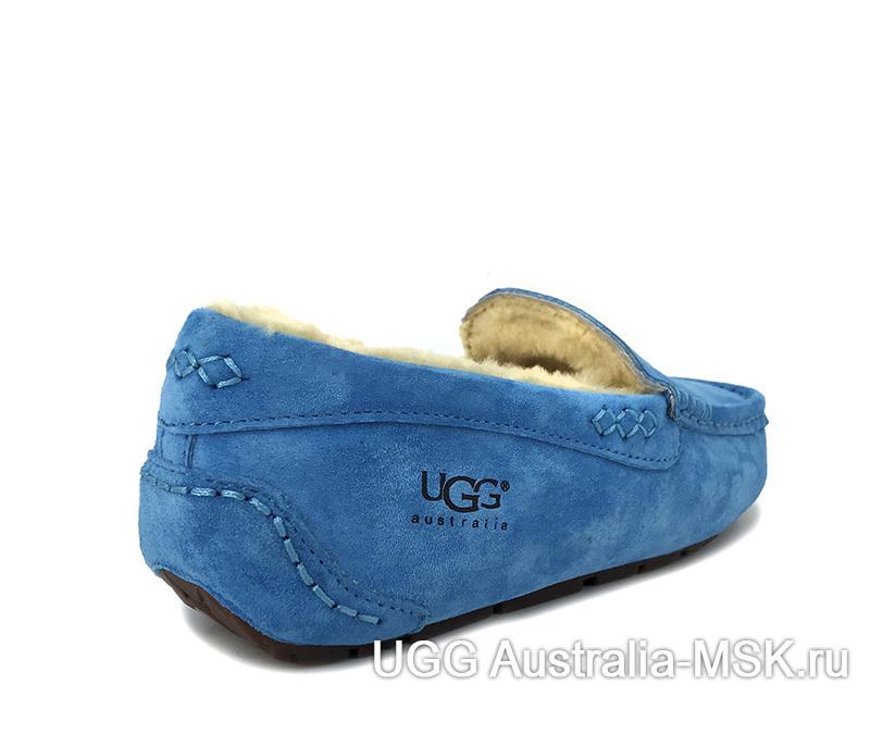 UGG Ascot Blue