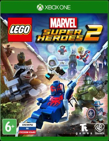 LEGO Marvel Super Heroes 2 (Xbox One/Series X, русские субтитры)