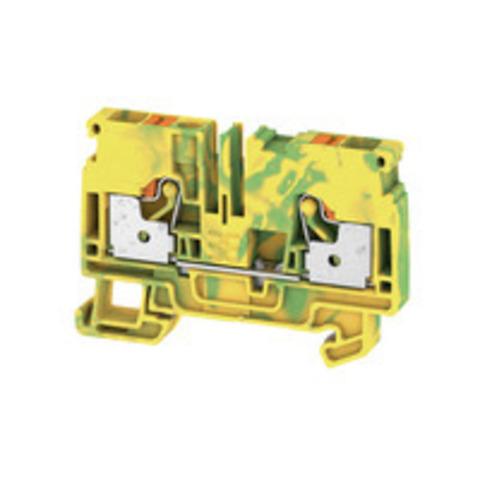 Модульные клеммы с заземлением A2C 6 PE
