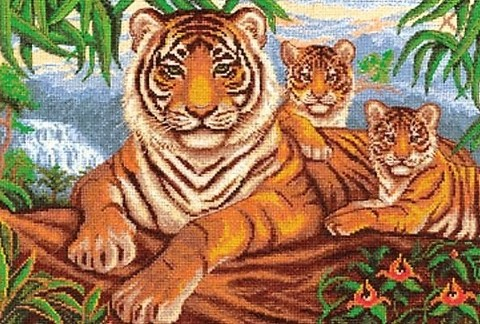 Ж-1001 Логово тигра