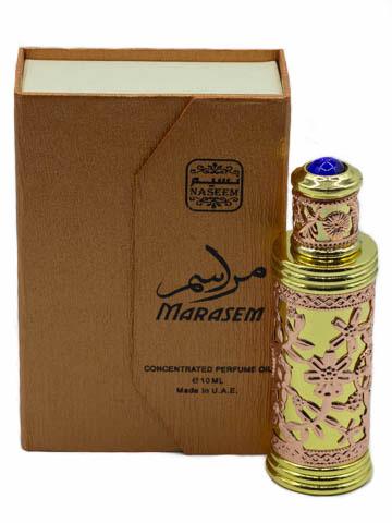 Marasem Марасем 10 мл арабские масляные духи от Насим Naseem Perfumes
