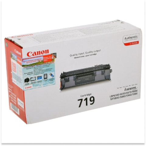 Cartridge 719