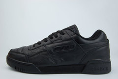 кроссовки Reebok Workout Triple Black