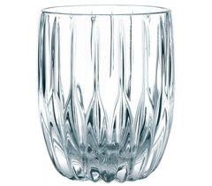 Набор из 4 низких хрустальных стаканов Prestige, 290 мл, фото 1