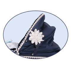 DeCuevas Коляска с сумкой и зонтиком серии Романтик, 81см (81025)