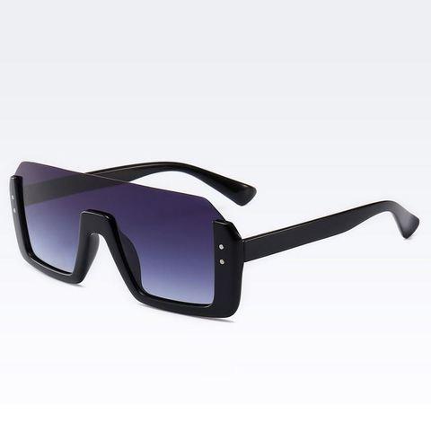 Солнцезащитные очки 8541001s Черный - фото