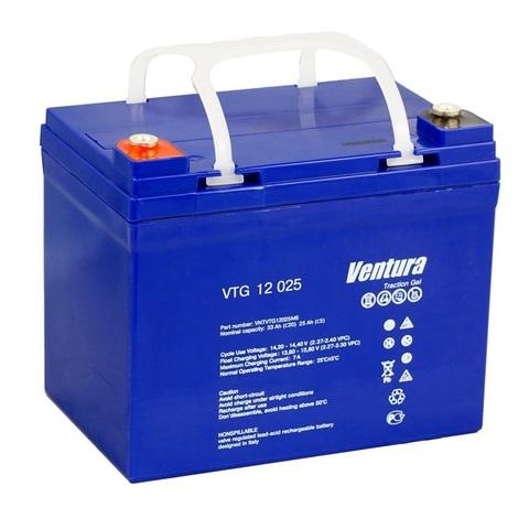 Аккумулятор VENTURA VTG 12 025 M6