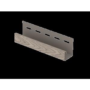 Планка J- trim TIMBERBLOCK