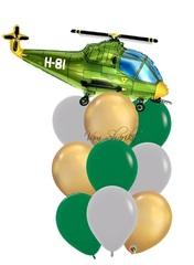 """Букет """"Зеленый вертолет"""""""