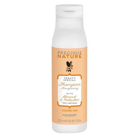 Alfaparf Milano Precious Nature: Шампунь для окрашенных волос (Pure Color Protection Shampoo), 250мл/1л