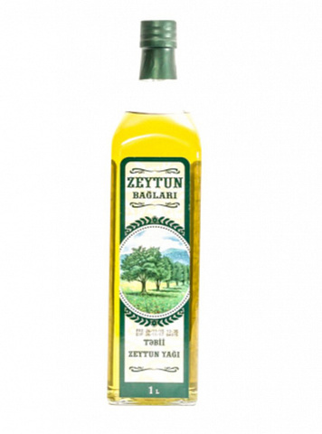 Zeytun yağı \ Оливковое масло \ Olive oil Zeytun bağları 1 L