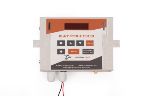 Контроллер управления КАТРОН-СКЗ