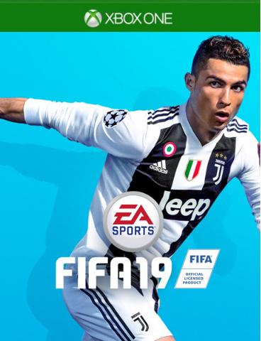 FIFA 19 (Xbox One/Series X, русская версия)