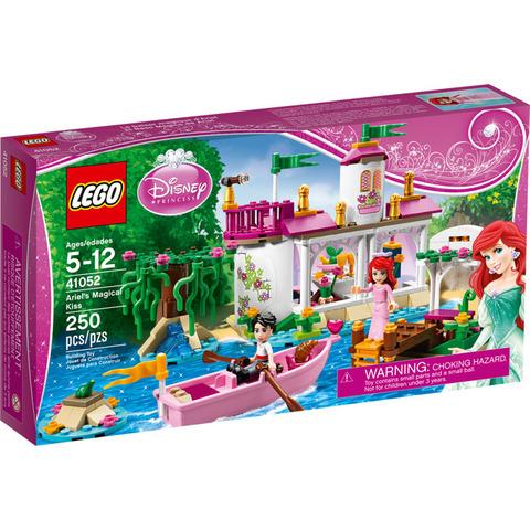 LEGO Disney Princess: Волшебный поцелуй Ариэль 41052 — Ariel's Magical Kiss — Лего Принцессы Диснея