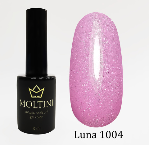 Гель-лак Moltini Luna 1004, 12 ml