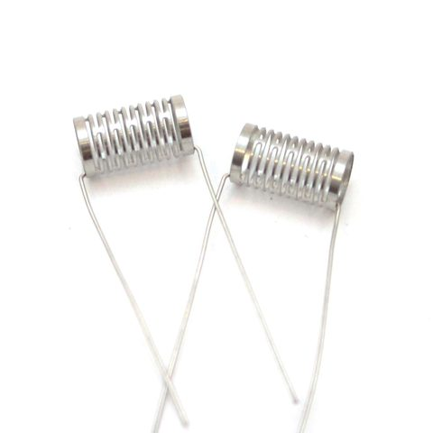 Prebuild Notch coil ss 316l
