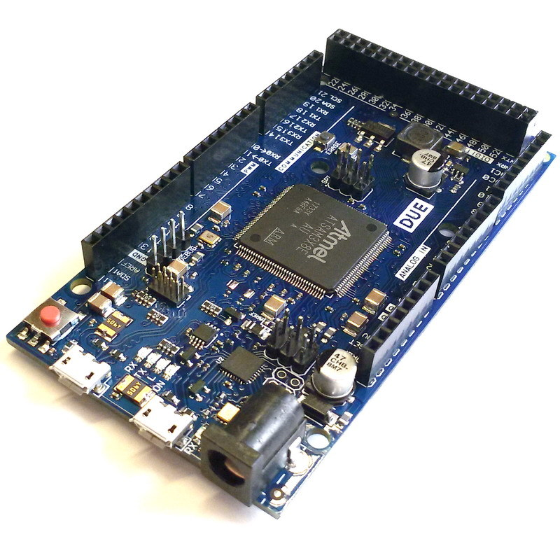 DUE R3 SAM3X8E 32-bit ARM Cortex-M3 (Arduino совместимый контроллер)