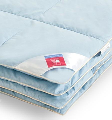 Одеяло пуховое летнее Камелия 140х205