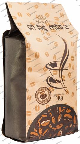 Вьетнамский зерновой кофе Phuong Vy (PV) Horeca 2, 1 кг