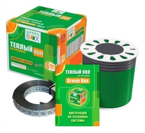 Теплый пол Теплолюкс Green Box GB200