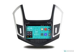 Штатная магнитола 4G/LTE с DVD для Chevrolet Cruze 13-15 на Android 7.1.1 Parafar PF261D