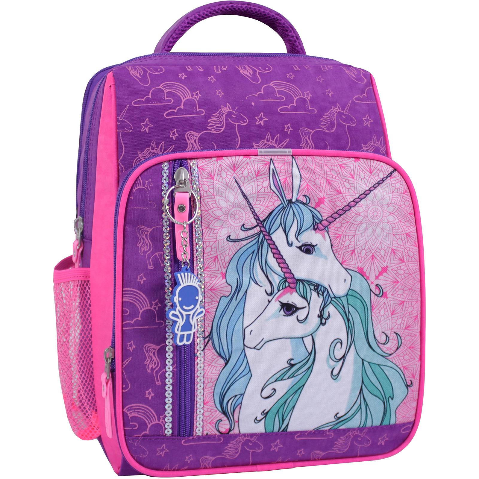 Школьные рюкзаки Рюкзак школьный Bagland Школьник 8 л. фиолетовый 596 (0012870) IMG_1082_суб.596_.JPG