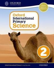 Oxford International Primary Science: Stage 2: Age 67: Student Workbook 2