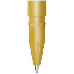 Berlingo Brilliant Metallic гелевая ручка с эффектом металлик 0.8 мм золото