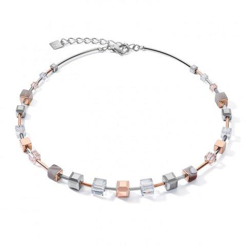 Колье Rosegold-Silver 5061/10-1631
