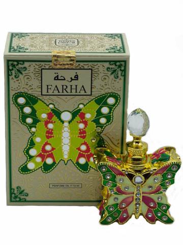 Пробник для Farha Фарха 1 мл арабские масляные духи от Насим Naseem Perfumes