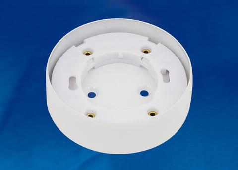 GX53/FT WHITE 10 PROM Светильник накладной. Корпус белый. Картон. TM Uniel.