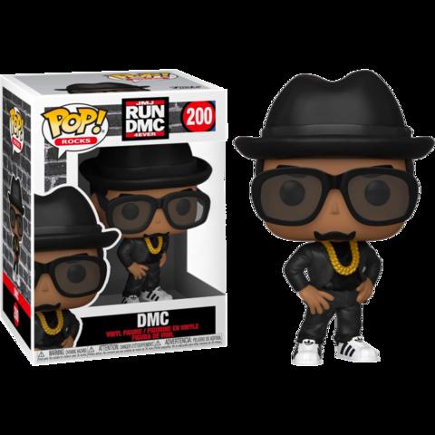 Фигурка Funko Pop! Rocks: Run-D.M.C. - D.M.C.