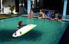 Уроки серфинга на русском в бухте Велигамы