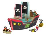 Игровой набор Krooom Пиратский корабль Купер