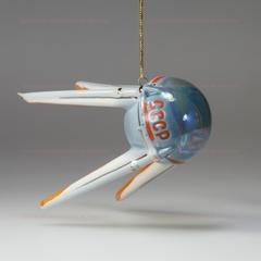 Ёлочная игрушка искусственный Спутник