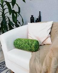 Подушка декоративная валик Gekoko «Травяной» 4