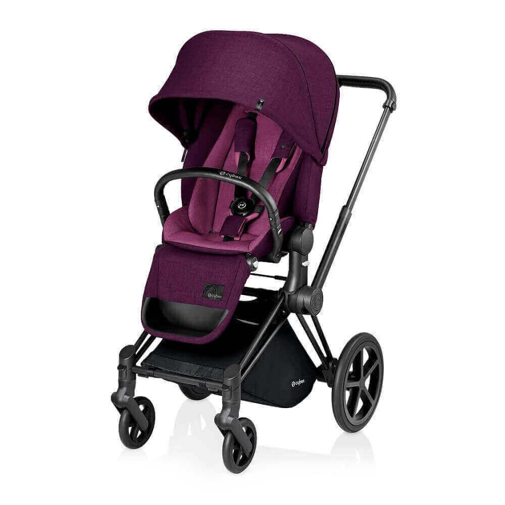 Цвета Cybex Priam прогулочная Прогулочная коляска Cybex Priam Lux Mystic Pink шасси Matt Black/All Terrain CYB_17_prod_y045_stro_EU_MYPI_PriamBlackLux_0001_fi_DERV_HQ.jpg
