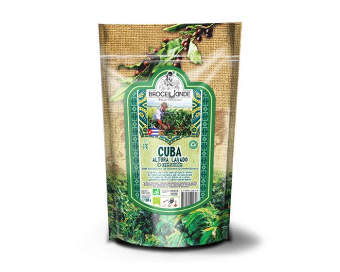 купить Кофе растворимый Broceliande Cuba, 200 г